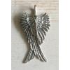 Engelenvleugels Hanger in Zilver