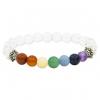 Powerbead  armband - Chakra Bergkristal