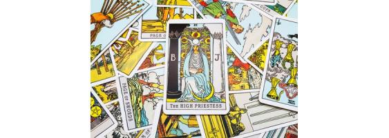 Tarot/Orakel kaarten