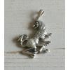 Sterrenbeeld Hanger Leeuw Zilver