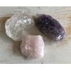 De Gouden Driehoek Set C Ruwe stenen in leuk Kadodoosje
